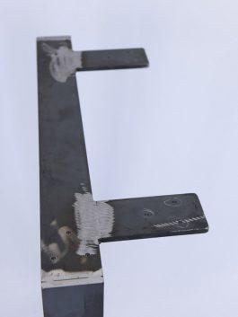 Inverted Flat Bar Trapezoid Legs