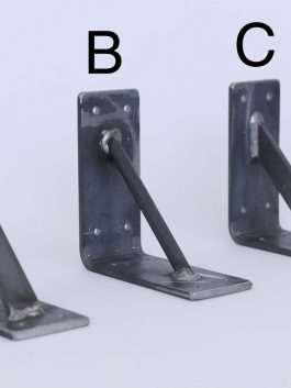 Shelf Bracket 8""